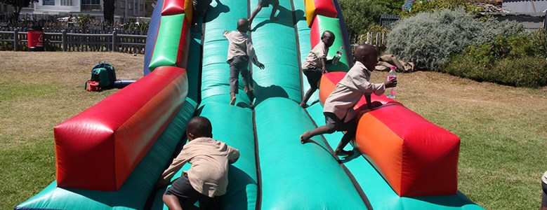Khayelitsha children treated to a day of fun