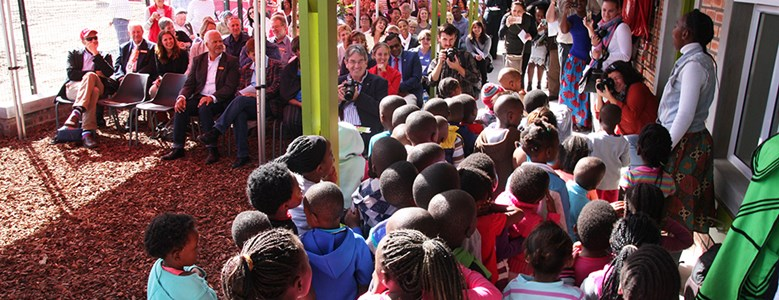 Rainbow ECD Centre moves into new facility in Masiphumelele