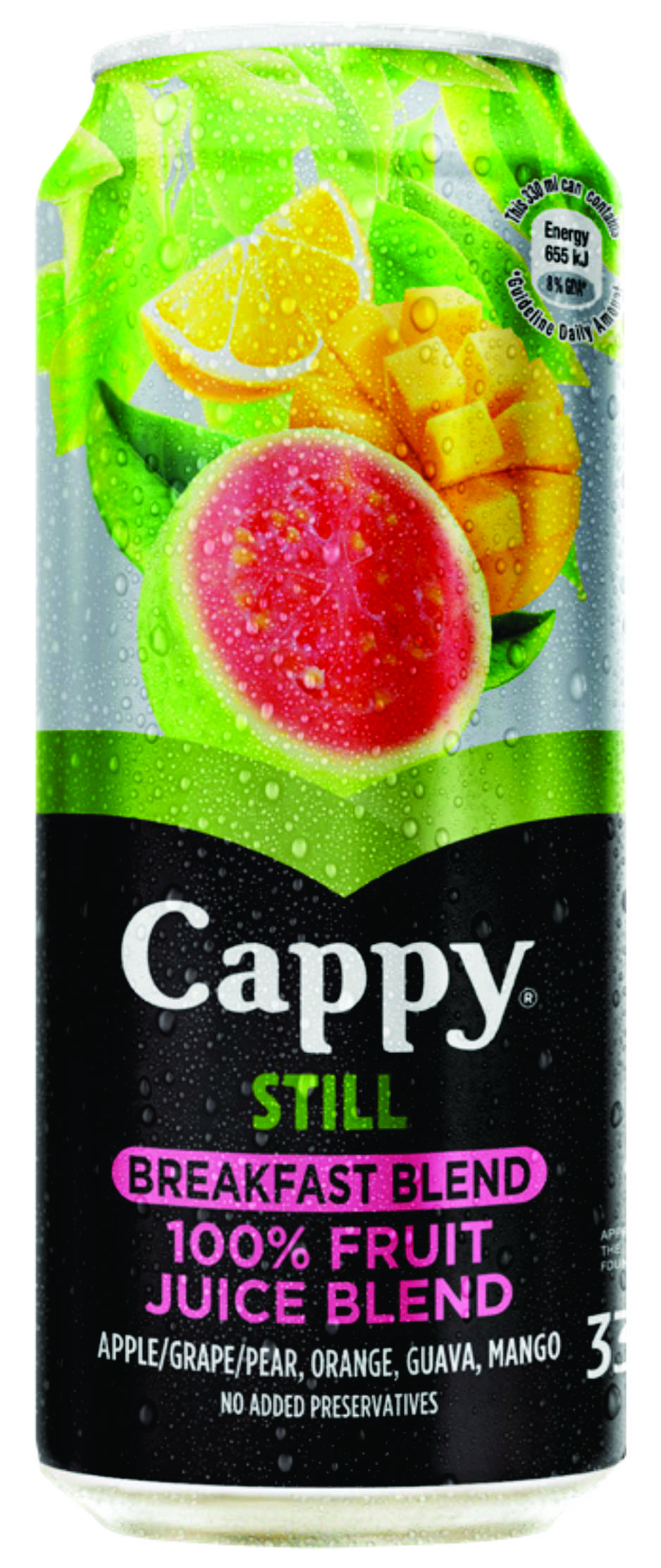 Cappy Breakfast Blend