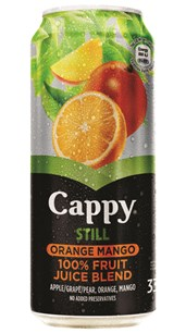 Cappy Orange Mango