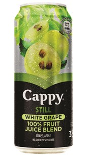 Cappy White Grape