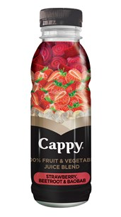 Cappy Strawberry