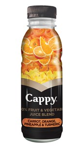 Cappy Carrot