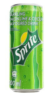 Sprite Lemon Lime & Cucumber