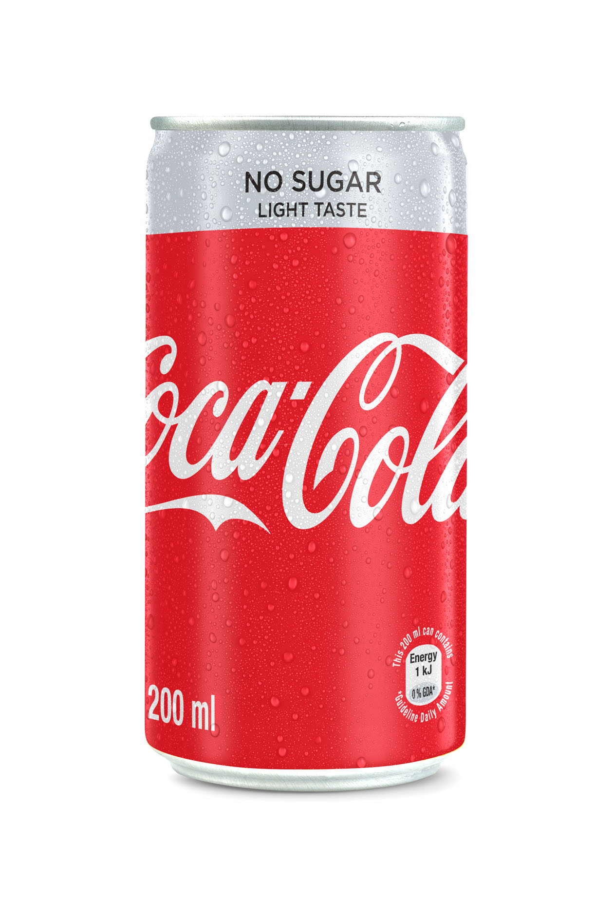 Coca-Cola No Sugar Light Taste 200ml