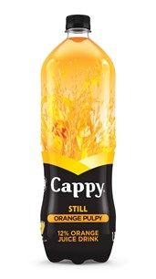 Cappy Orange Pulpy