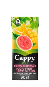 Cappy Breakfast Blend 200ml