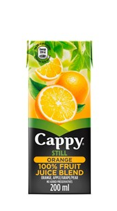 Cappy Orange 200ml