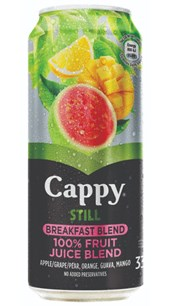 Cappy Breakfast Blend 330ml