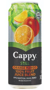 Cappy Orange Mango 330ml