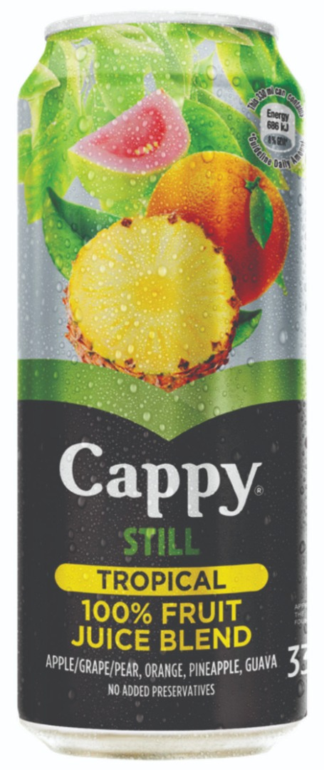 Cappy Tropical 330ml