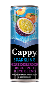 Cappy Passion Peach 330ml