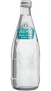 Valpre Clear V bottle 350ml sparkling
