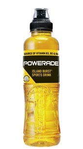 Powerade Island Burst