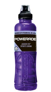 Powerade Jagged Ice