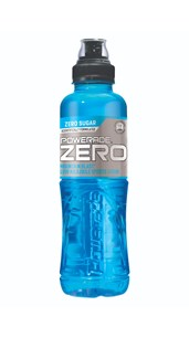 Powerade Mountain Blast Zero